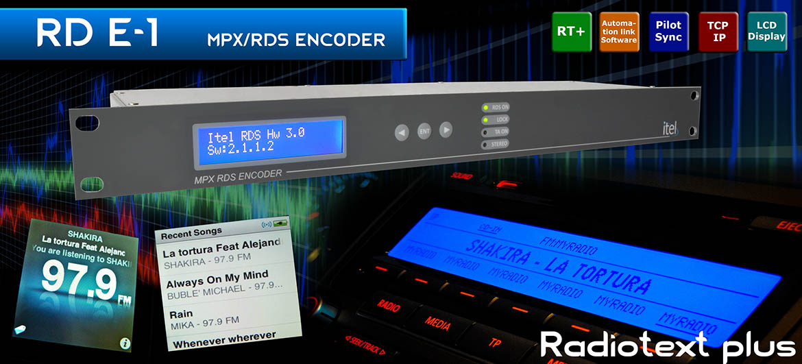 RDS ENCODERS